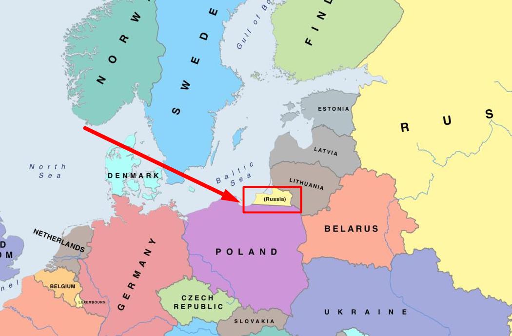 Калининградская особая экономическая зона (ОЭЗ)